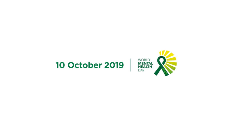 World Mental Health Day – 10th October 2019