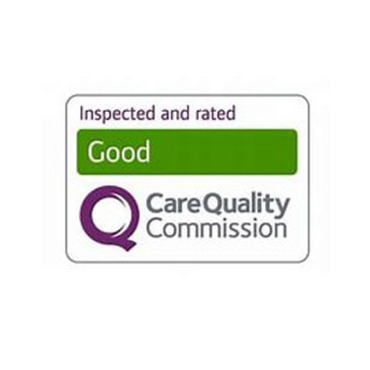 CQC 'Good' in all areas as we celebrate 5 years in Business!