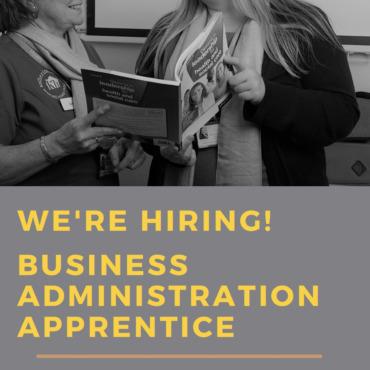 Business Admin Apprentice Role