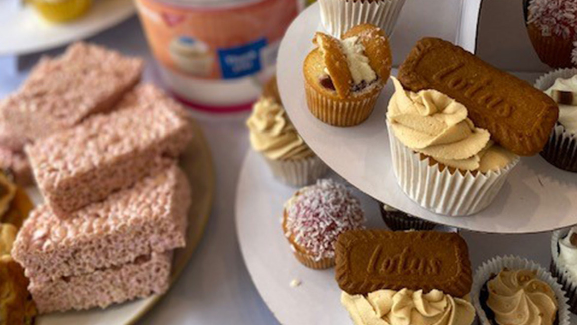'Cupcake Day' for the Alzheimer's Society